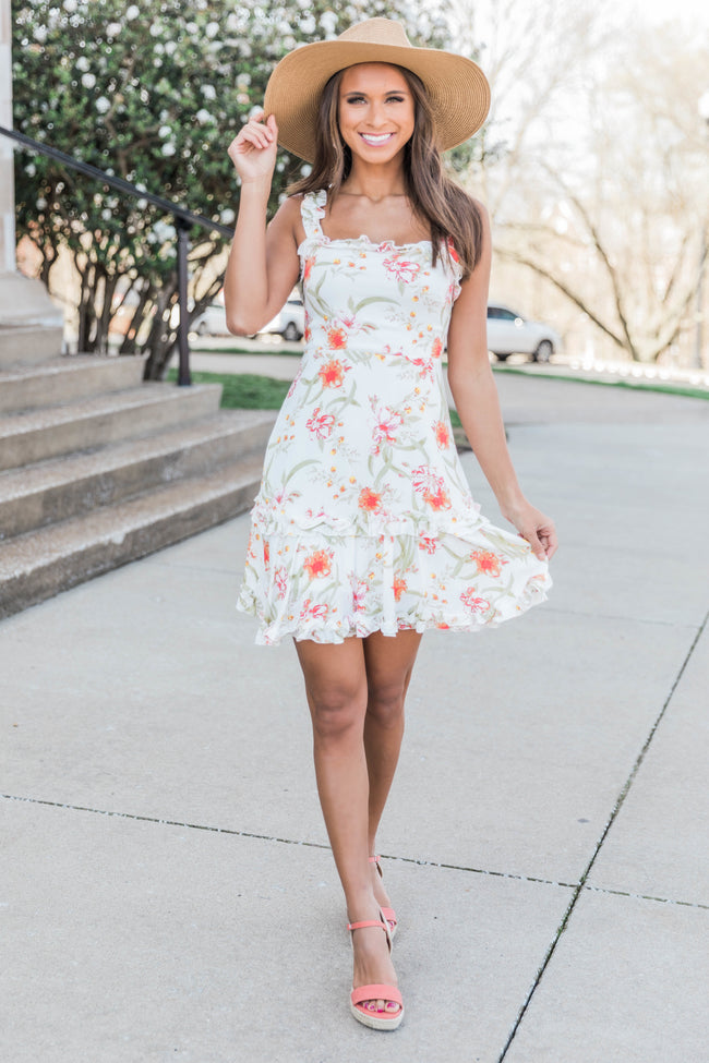 Life Is Beautiful Dress Off White