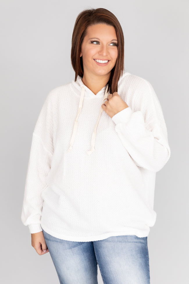 Look For Inspiration Ivory Pullover