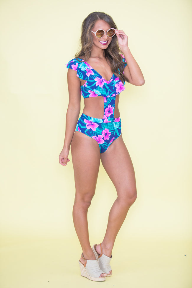 Queen Of The Ocean Swimsuit CLEARANCE