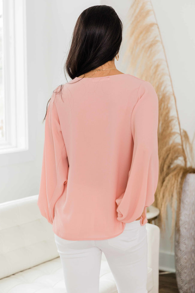 Be My Shining Star Blush Blouse