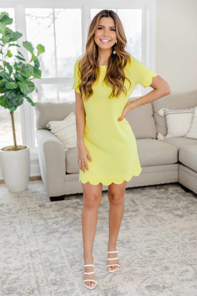Romantic Revival Yellow Dress CLEARANCE