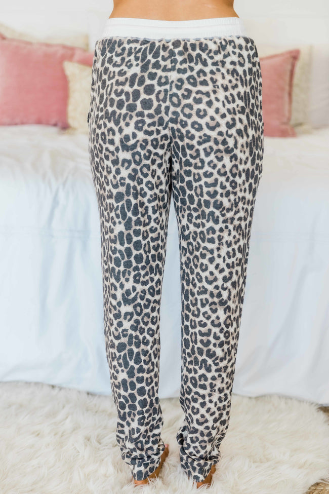 We Can Be Forever Animal Print Lounge Pants
