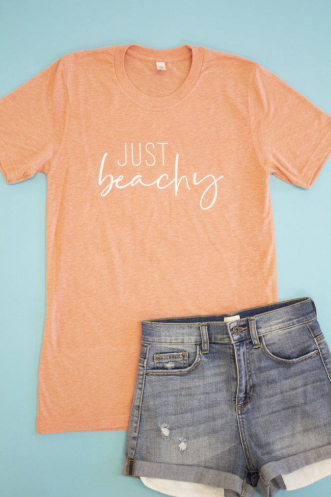 Just Beachy Graphic Tee