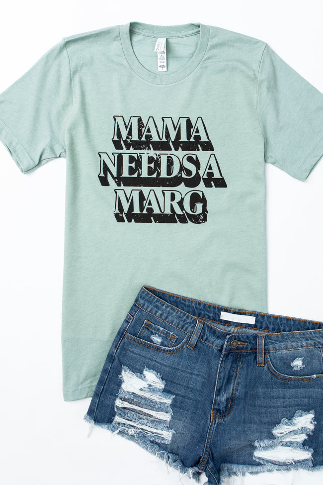 Mama Needs A Marg Graphic Tee