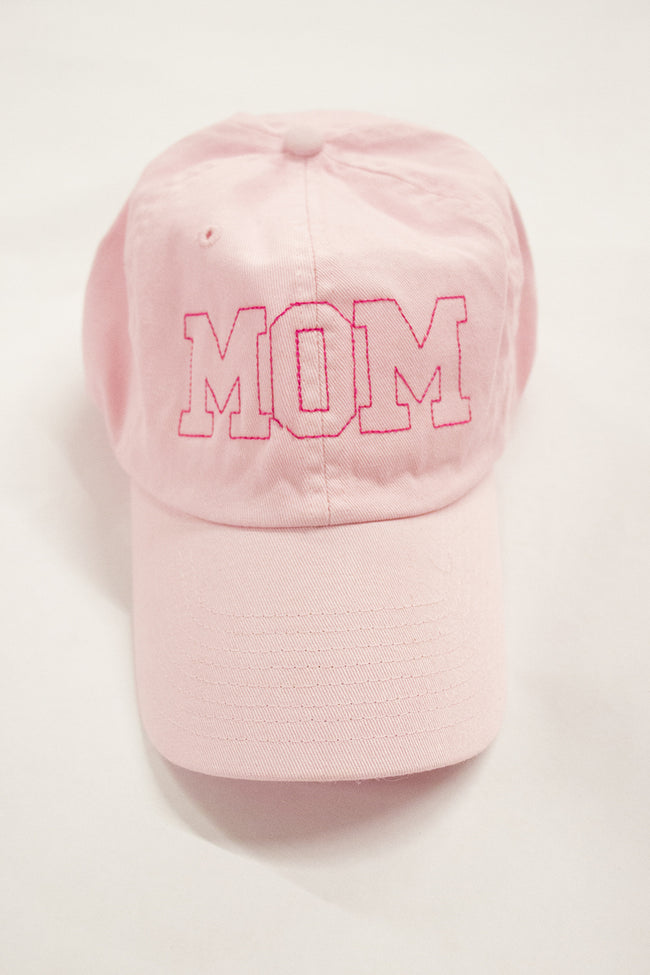 Mom Embroidered Baseball Cap