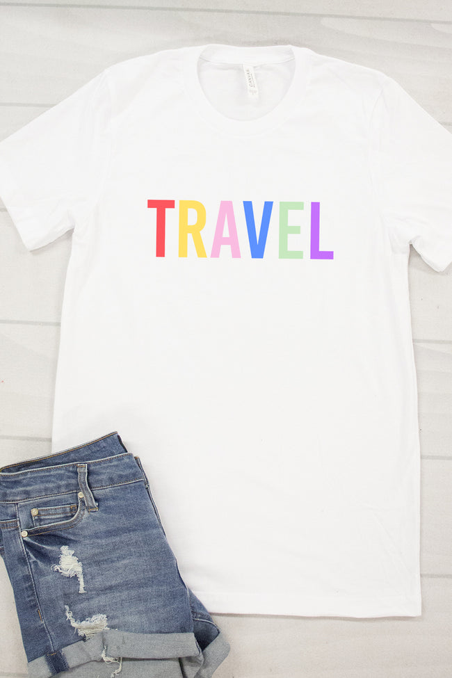 Travel Graphic Tee