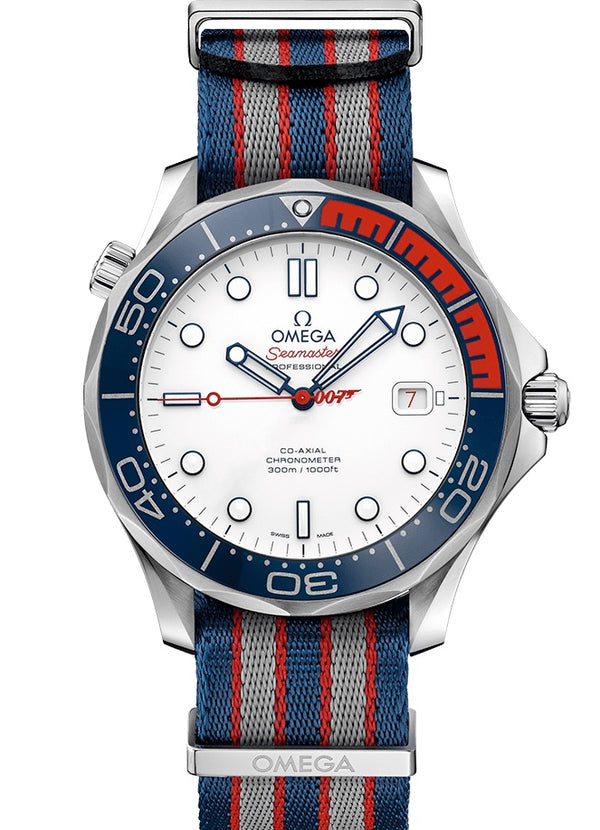 Seamaster Limited Edition Commanders 212.32.41.20.04.001