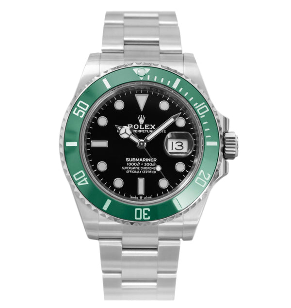 Submariner Date 126610LV Box & papers 2020