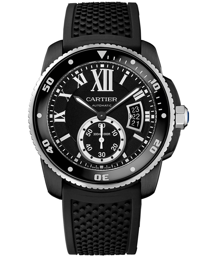 Calibre De Cartier Diver WSCA0006 unworn Box & papers 2019