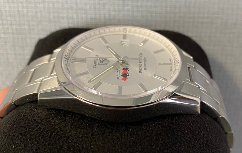 Carrera Macao super rare 200 piece limited edition WV211X.BA0787
