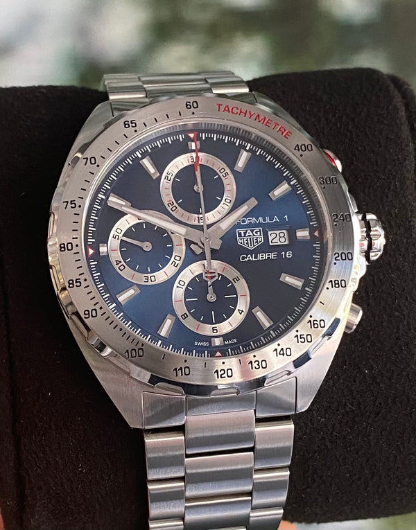 Formula 1 Calibre 16 chronograph CAZ2015.BA0876 Box & papers 2018