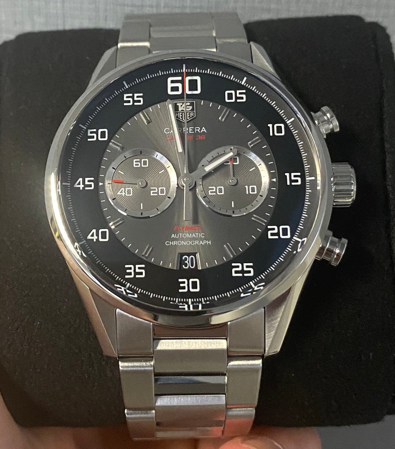 TAG Heuer Carrera Calibre 36 Fly-back CAR2B10.BA0799