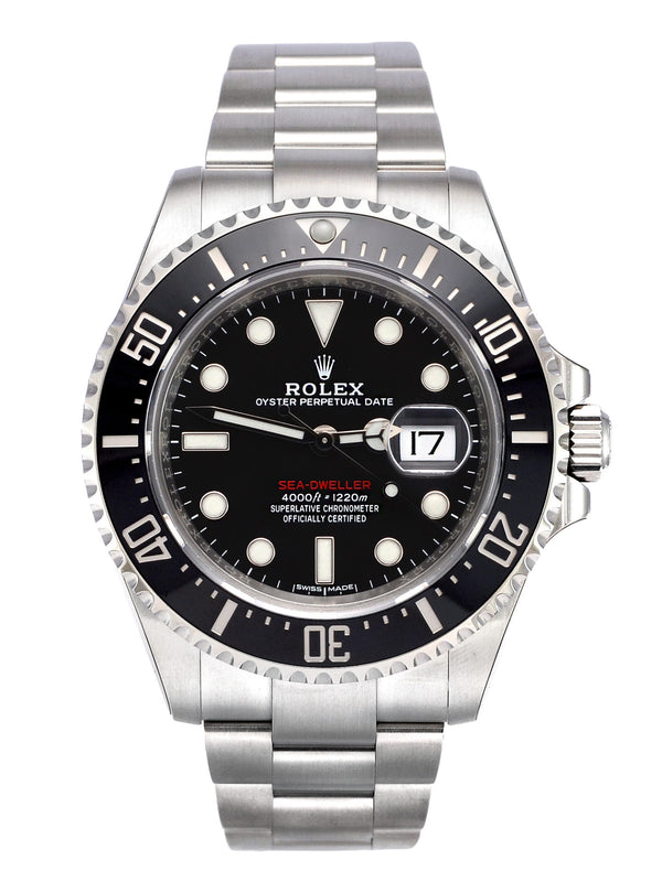 Sea-Dweller 126600 50th Anniversary Box and papers 2020