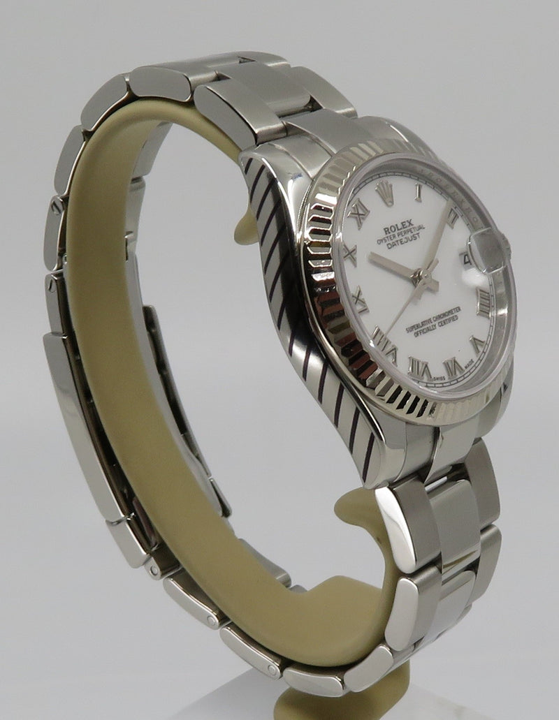 Datejust 31 178274 Box & papers 2009