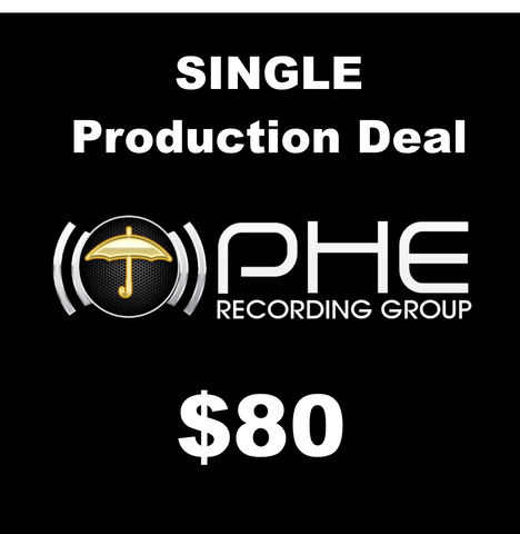 Single Production Deal Fort Wayne Music Production