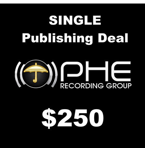 Single Publishing Deal Music Promotion Fort Wayne
