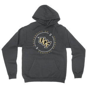 Official NCAA UCF Knights - RYLCF11 Mens / Womens Boyfriend Hoodie