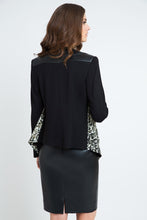 Load image into Gallery viewer, Animal Print Drape Cardigan