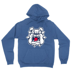 Official NCAA Fresno State Bulldogs - PPFRS17 Mens / Womens Boyfriend Hoodie