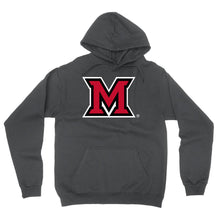 Load image into Gallery viewer, Official NCAA Miami RedHawks - RYLMU06 Mens / Womens Boyfriend Hoodie