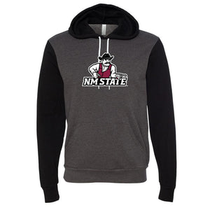NCAA New Mexico State Aggies RYLNMS06 Unisex Hooded Pullover Sweatshirt