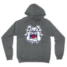 Load image into Gallery viewer, Official NCAA Fresno State Bulldogs - PPFRS17 Mens / Womens Boyfriend Hoodie