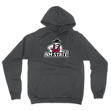 Load image into Gallery viewer, Official NCAA New Mexico State Aggies - RYLNMS06 Mens / Womens Boyfriend Hoodie