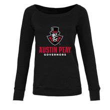Load image into Gallery viewer, Official NCAA Austin Peay Governors PPAPGV02 Women's Fleece Crew Sweatshirt