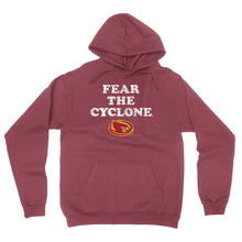 Load image into Gallery viewer, Official NCAA Iowa State Cyclones - CL18ISU45 Mens / Womens Boyfriend Hoodie