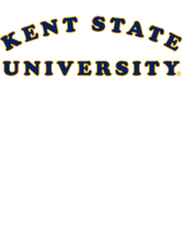 Load image into Gallery viewer, Official NCAA Kent State University Golden Flashes - RYLKST01 Mens / Womens Boyfriend Hoodie