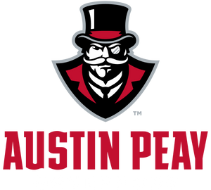 Official NCAA Austin Peay Governors PPAPGV02 Unisex Hooded Pullover Sweatshirt
