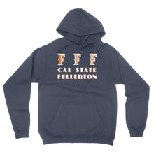Load image into Gallery viewer, Official NCAA CSUF Titans - RYLCSUF08 Mens / Womens Boyfriend Hoodie