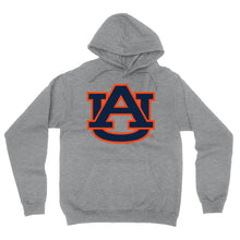 Load image into Gallery viewer, Official NCAA Auburn University Tiger Men's / Women's Boyfriend Hoodie 15au-1