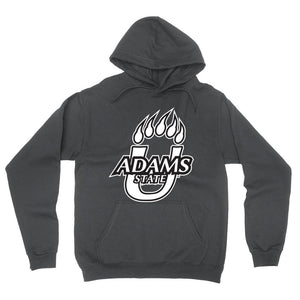 Official NCAA Adams State University Grizzlies - PPASU02 Mens / Womens Boyfriend Hoodie