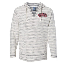 Load image into Gallery viewer, NCAA Colgate Raiders PPCOLG09 Baja French Terry V-Neck Hooded Pullover