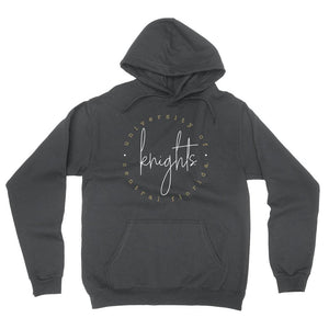 Official NCAA UCF Knights - RYLCF14 Mens / Womens Boyfriend Hoodie