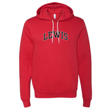 Load image into Gallery viewer, Official NCAA Lewis Flyers PPLEW007 Unisex Hooded Pullover Sweatshirt