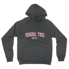 Load image into Gallery viewer, Official NCAA Virginia Tech Hokies - RYLVAT07 Mens / Womens Boyfriend Hoodie