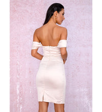 Load image into Gallery viewer, Ivory Midi Dress