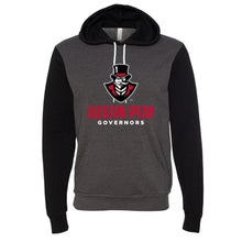 Load image into Gallery viewer, Official NCAA Austin Peay Governors PPAPGV02 Unisex Hooded Pullover Sweatshirt