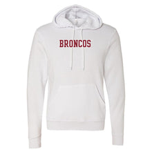 Load image into Gallery viewer, NCAA Santa Clara Broncos PPSCU13 Unisex Hooded Pullover Sweatshirt