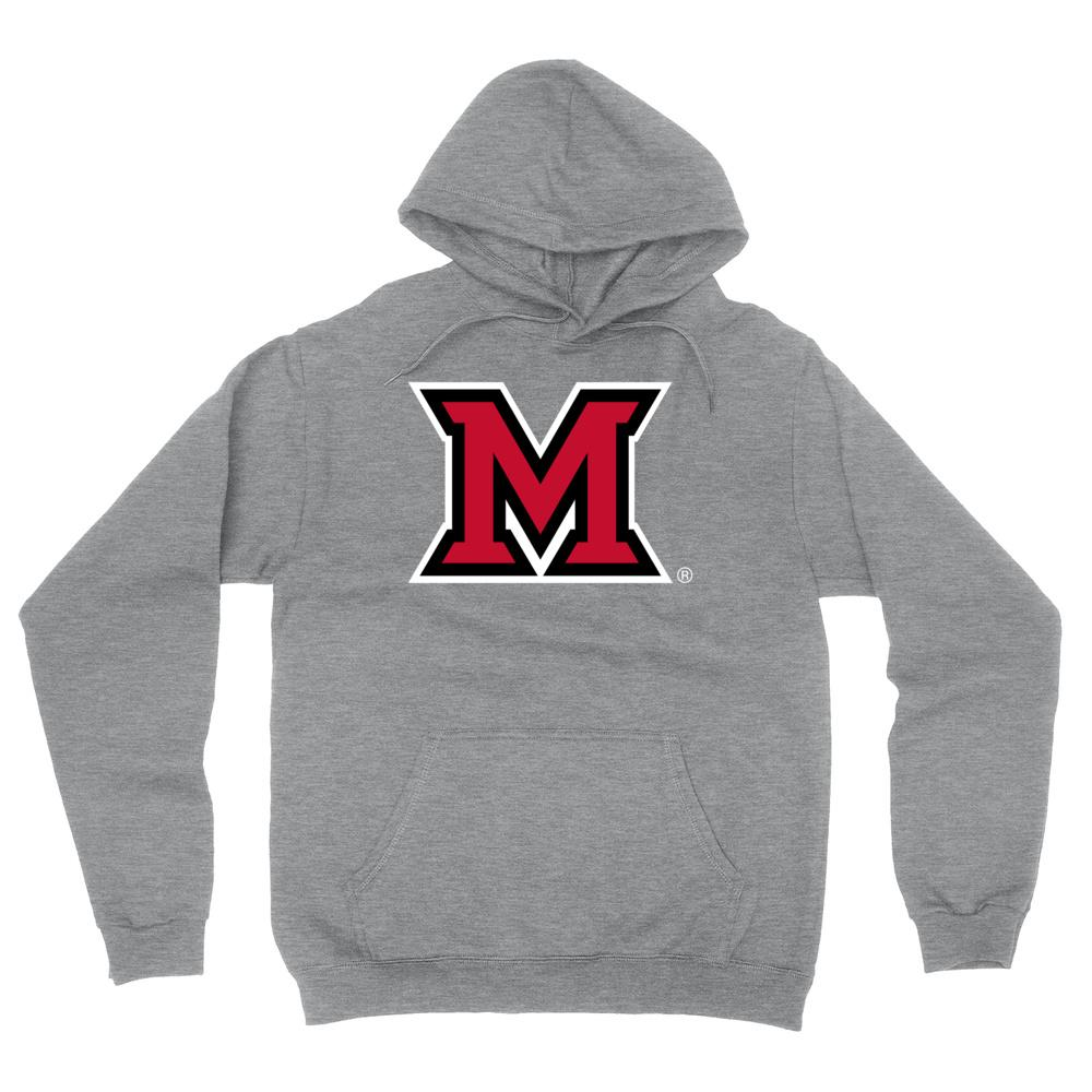 Official NCAA Miami RedHawks - RYLMU06 Mens / Womens Boyfriend Hoodie