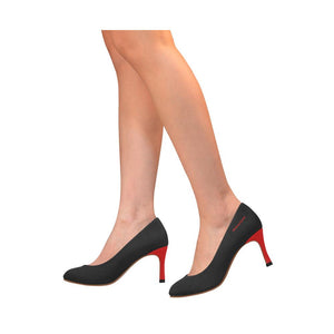 Original Wakerlook Women's Red Pumps