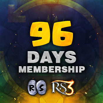 96-Day Runescape Membership