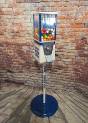 Ford gumball machine vintage candy machine restored Ford cars, man cave accessories home office decor gift M&m dispenser game room gift