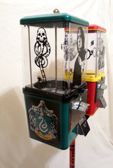 Harry potter decor Gumball / candy toys machine  HP inspired great gift boy or girl room birthday gift 2 gumball machines side by side