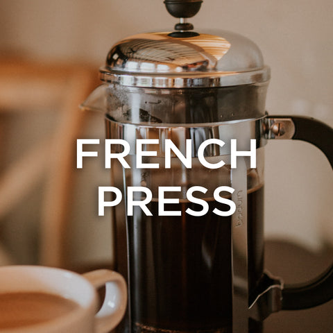 French Press Brew Guide by Drip and Draft