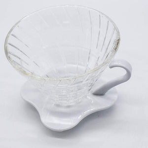 V60 Glass Coffee Dripper , 02