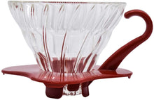 Load image into Gallery viewer, V60 Glass Coffee Dripper , 01