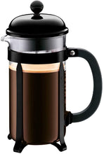 Load image into Gallery viewer, Chambord Coffee Maker, 8cup, 1.0L, 34oz, Black